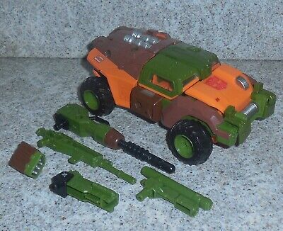 Transformers Generations ROADBUSTER Complete 30th Anniversary Voyager
