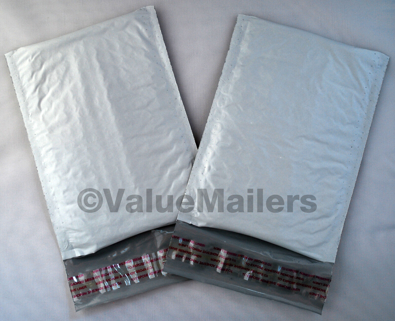4 18 Wide VM Brand 500 #000 4x8 Poly Bubble Mailers Envelopes Bags