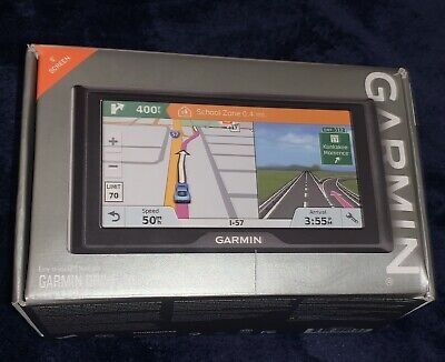 "Garmin  Drive 61 EX 6"" Screen GPS Navigator Brand New"