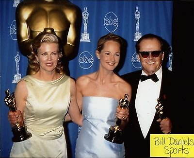 Jack Nicholson Helen Hunt Kim Basinger 1998 Academy Awards  8 X 10 Photo 2