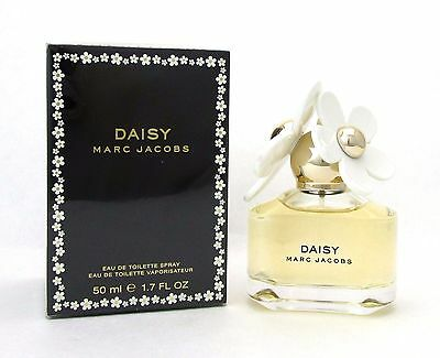 Daisy by Marc Jacobs Eau de Toilette Spray 1.7 oz. for Women New in Sealed box
