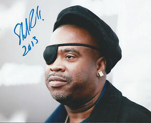 Slick-Rick-signed-autograph-music-034-Children-039-s-Story-034-Rap-Hip-Hop-COA-Rare-LOOK