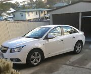 2010 Holden Cruze CDX Diesel (Manual) Toowong Brisbane North West Preview