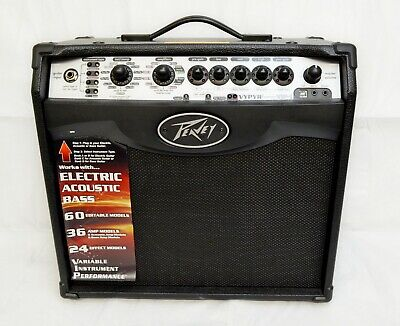 Peavey VYPYR VIP 1 Guitar Amp 20 Watts 36 Amp models 25 Effects 202000105