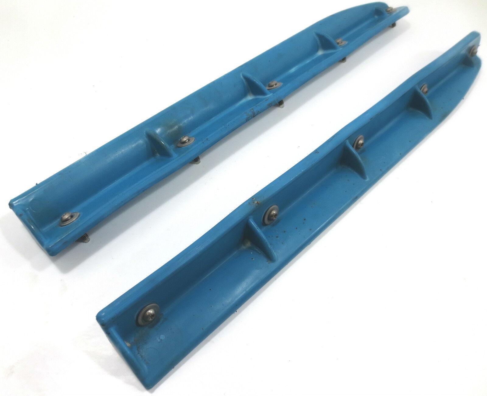 Polaris Sponson Set ( Blue)  LH RH  SLT SLTH Virage 5432272-196 & 5432273-196
