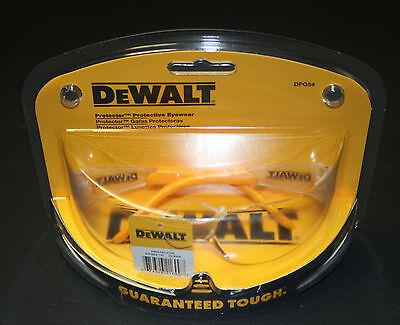 DEWALT DPG54 LIGHTWEIGHT PROTECTIVE SAFETY GLASSES CLEAR ...
