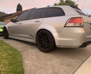 Holden ve commodore ss wagon swaps