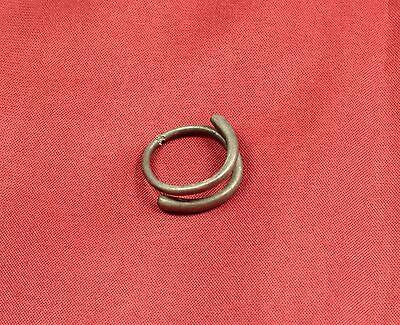 Кельтские Rare Ancient Celtic Silver Finger