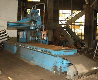 185 X 50 Futurmill Openside Planer Mill Yoder 71064