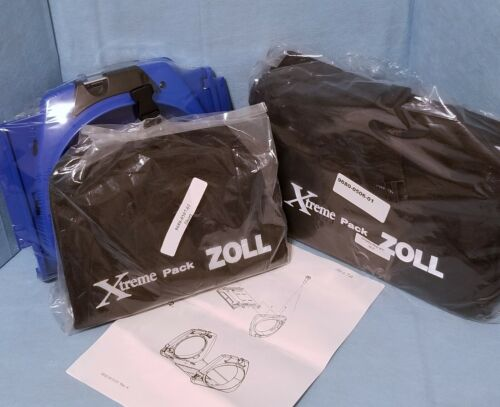 Zoll Xtreme Pack II Carrying Case NEW 8000-0595-01