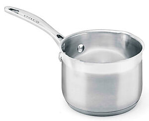 SCANPAN Impact 14cm/1.0ltr Milk Pan RRP $49.95 Saucepan Pot
