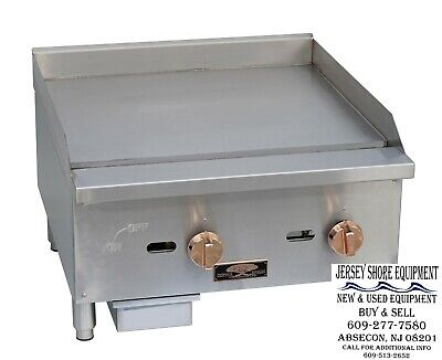 Copper Beech Cbmg-24 Griddle Gas Countertop