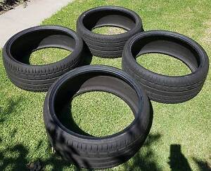 "4x 245/30ZR20 Cavallis tyres to suit 20"" rim Adelaide CBD Adelaide City Preview"