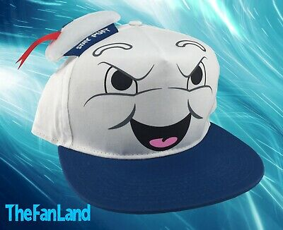 Stay Puft Hat (New Ghostbusters Stay Puft Mens Classic Vintage Snapback Cap)
