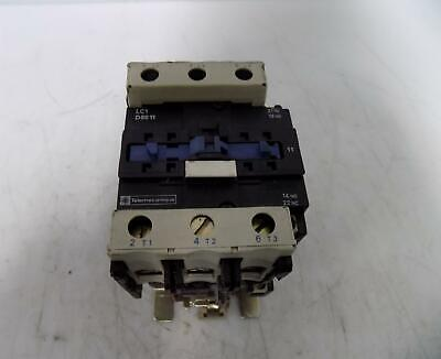 Telemecanique Contactor Magnetic Power Relay Lc1 D8011
