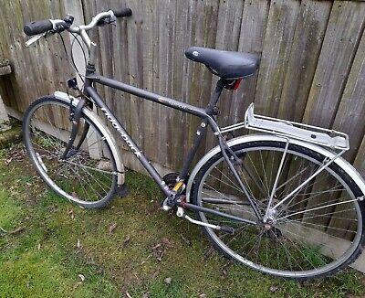 Ridgeback Speed Lightweight HI-TEN Hybred Bike