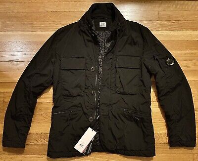 Brand New CP Company Nycra R Lens Insulated Utility Blazer Sz 48 IT (M/L) $698