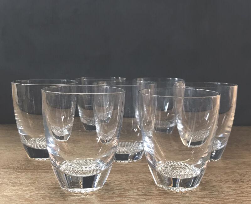 """Kosta Boda Limelight 2 1/2"""" Shot Glasses."""