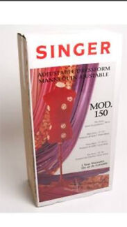 Singer adjustable mannequin  Arncliffe Rockdale Area Preview