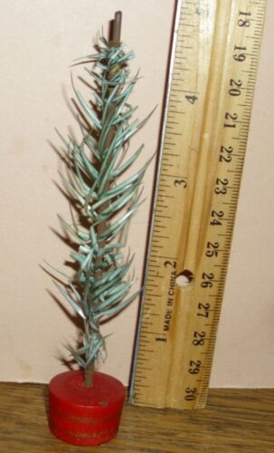 "Antique 5"" German Feather Tree"