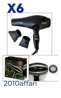 PAPAGAYO 3000 MUSTER Phon Secador de Pelo Profesional Cabello Dryer - 6...