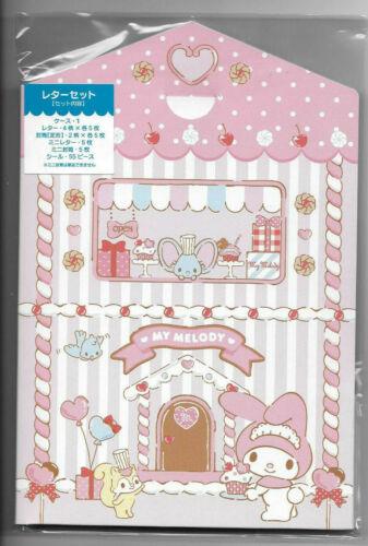 Sanrio My Melody Letter Set Stationery
