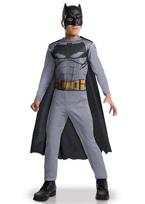 BATMAN  CHILD  COSTUME  size medium for/pour 5-7 years