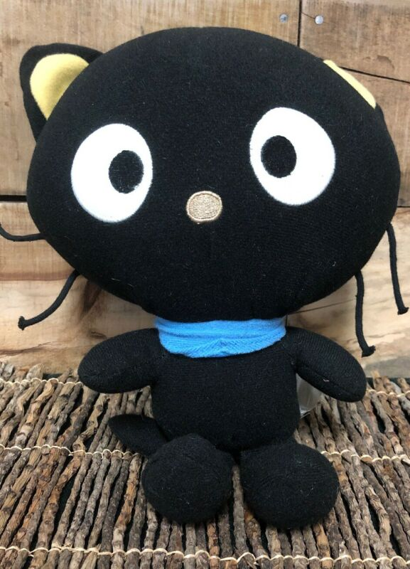 Chococat Hello Kitty Friend Sanrio Stuffed Plush Animal Cat