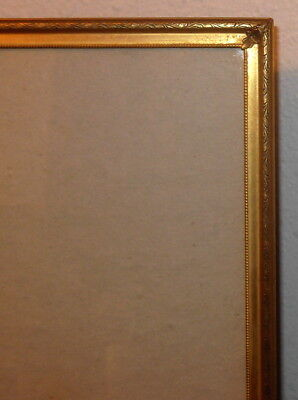 "VTG Temerity Photo/PICTURE FRAME 8x10""  'Shabby Chic' Condition...Quite Old!"