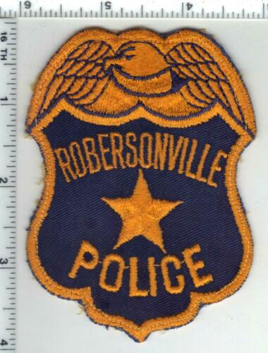 Robersonville Police (North Carolina) 1st Issue Uniform Take-Off Patch