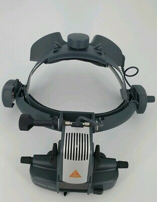 Heine Wireless Omega 500 Unplugged Binocular Indirect Ophthalmoscope Accessories