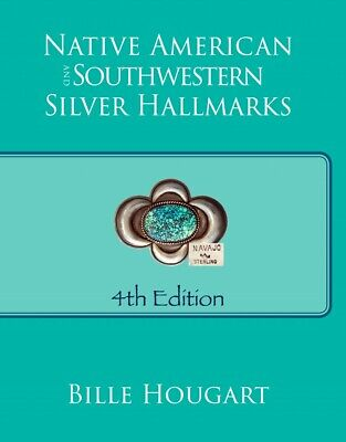 Native American and Southwestern Silver Hallmarks NEW!