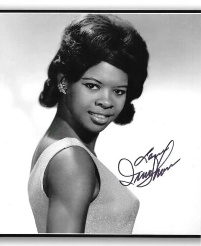 * IRMA THOMAS * signed 8x10 photo * SOUL QUEEN OF NEW ORLEANS * COA * 2