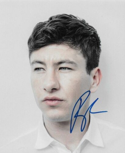 * BARRY KEOGHAN * signed autographed 8x10 photo * DUNKIRK * 7