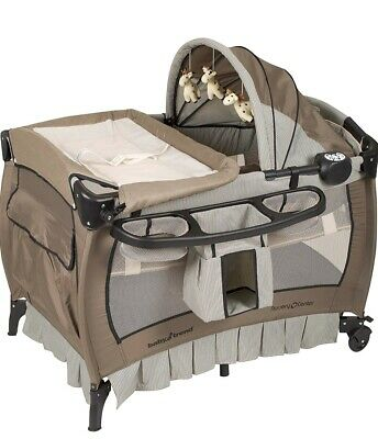 Best Baby Nursery Bassinet infant Crib Portable Cradle Newborn Sleeper Bed