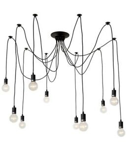 Brand new, unopened box  10-Light Cluster Pendant by LNC Home