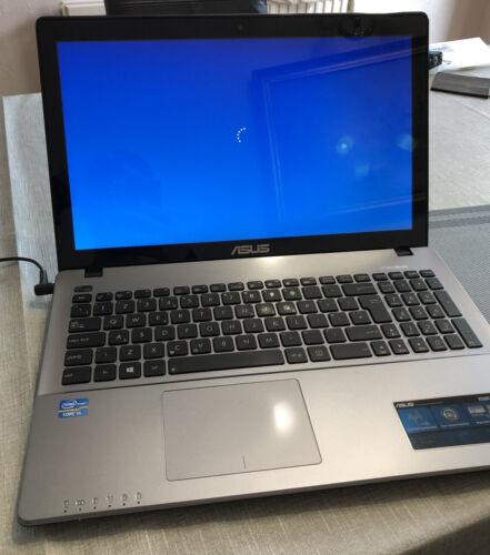Laptop Windows - ASUS X550C TOUCHSCREEN WINDOWS 10 LAPTOP 4GB RAM INTEL CORE i5 500GB HDD DVD-RW