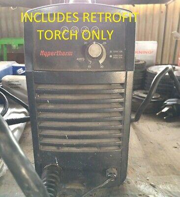 Replacement Plasma Cutter Torch To Fix Repair Hypertherm Powermax 30 - Pmax30