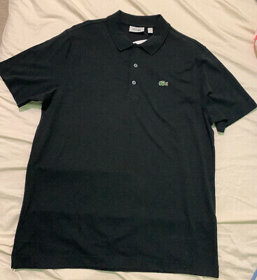 MEN's Lacoste Sport Cotton Golf Polo Shirt XL Size 6