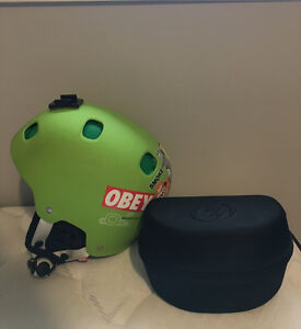 POC HELMET + ELECTRIC GOGGLES | Great Holiday Gift!