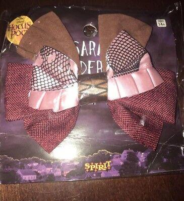 Sarah Sanderson - Hair Bow Hocus Pocus Movie Costume Cosplay Accessory Disney - Hocus Pocus Cosplay