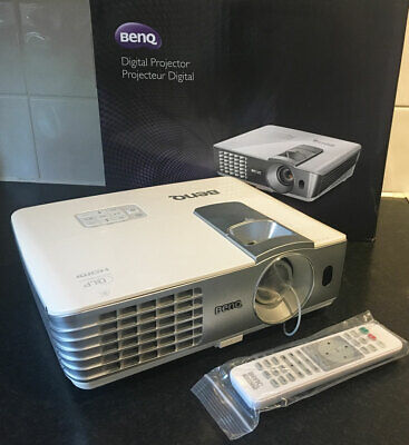 BENQ W1070 Full HD 1080P 3D DLP HDMI Projector