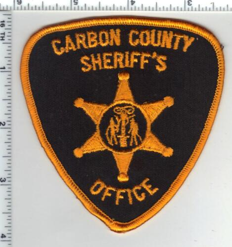 Carbon County Sheriff