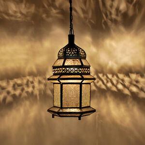 orientalische lampe marokkanische laterne deckenlampe h ngeleuchte msedes w 40cm ebay. Black Bedroom Furniture Sets. Home Design Ideas