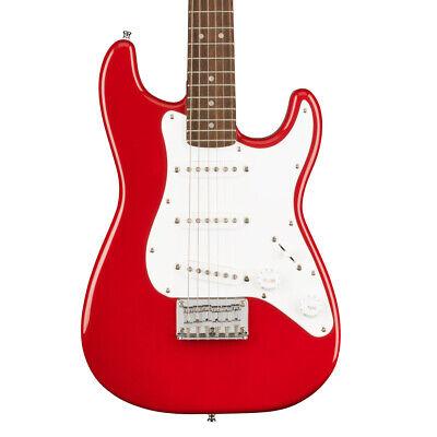 Squier Mini Strat, Torino Red