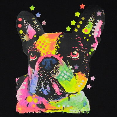 Buy and sell Kids French Bulldog T-Shirt Unisex Children to Adult Cute Youth Boys Neon Puppy products