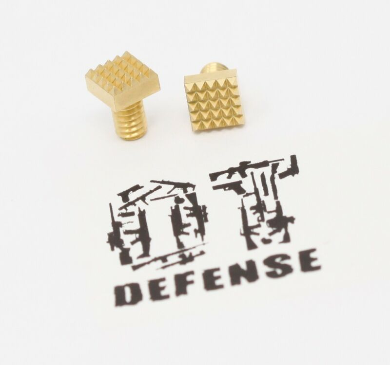20LPI Square Tip, Precision Made Brass Stippling Tip