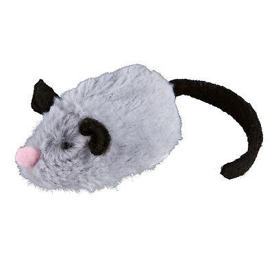 Trixie Active-Mouse Spielmaus für Katzen 8 cm
