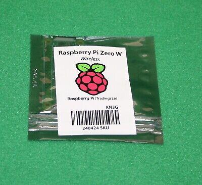 Raspberry Pi Zero W Board 1GHz CPU 512MB RAM with Built-in WIFI & Bluetooth, usado comprar usado  Enviando para Brazil