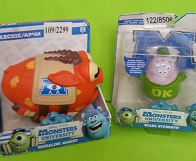 Monster University Figures